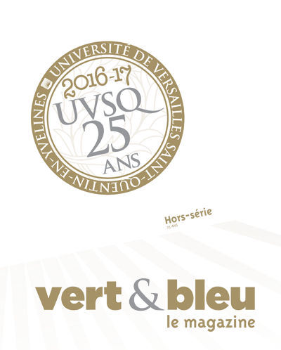 Vert & bleu, hors série 25 ans